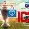 Coupe de France-32ème de Finale – BLAGNAC/NIORT (L2)