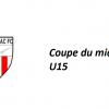 Coupe du midi U15