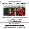 DH : Blagnac – Lourdes, samedi 11 janvier à 18h00
