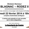 DH : Blagnac – Rodez II, samedi 22 février à 18h00