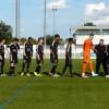 Photos : les U17 A face aux Pradettes