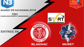 Blagnac / Muret N3