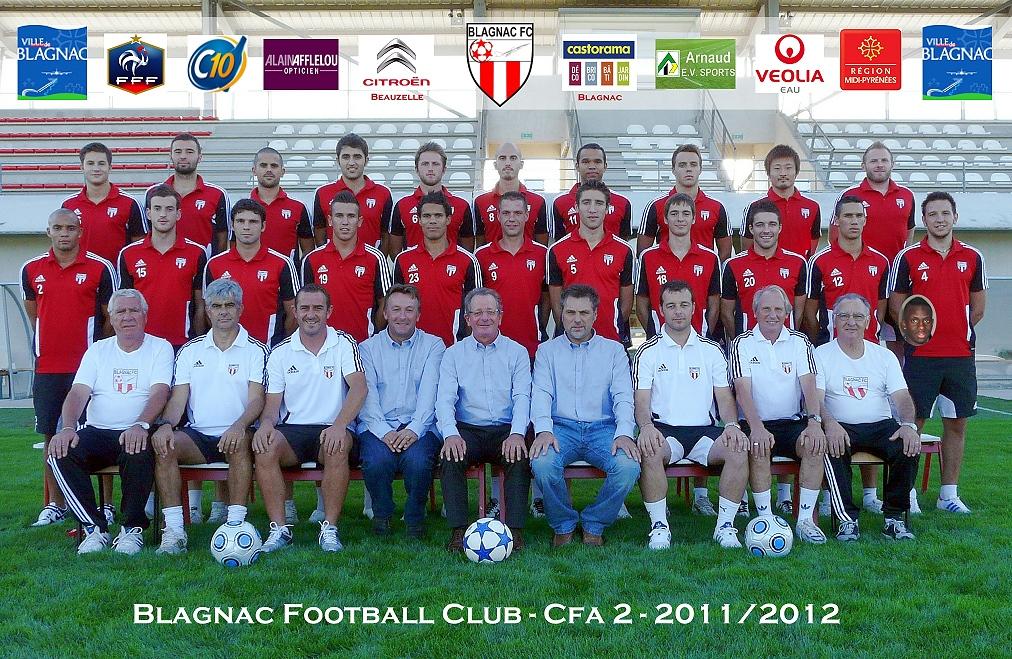 Groupe CFA 2 - 2011 2012