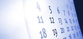 L'agenda des U11 aux seniors