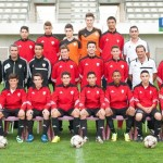 U17A photo officielle 2014 2015