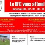 Portes ouvertes Ecole de foot (saison 2015-2016)