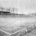 L'ancien terrain de football du Ramier en 1979