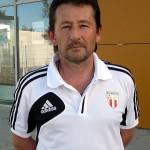 Gérard ESCAFFRE, responsable de l'école de foot du BFC